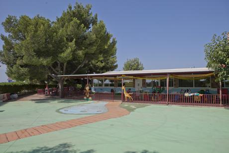 Entrada Angelets Escuela Infantil