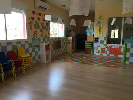 Interior del aula